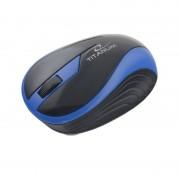 Mouse Esperanza TITANUM BUTTERFLY Optical Wireless TM113B Blue