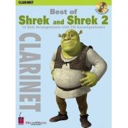 Best of Shrek and Shrek 2 by Hal Leonard Publishing Corporation