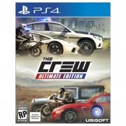 The Crew Ultimate Edition PS4 - Fisico