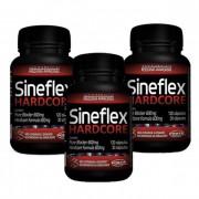 Combo 3 Sineflex Hardcore - Power Supplements