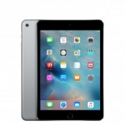 Тъмносив таблет Apple iPad mini 4 Wi-Fi + Cellular 128GB