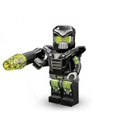 Takara Tomy Lego Minifigures Series 11 Evil Mech Space Menace Collectible Figure Antimatter Microcircuit