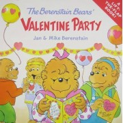 The Berenstain Bears' Valentine Party by Jan Berenstain