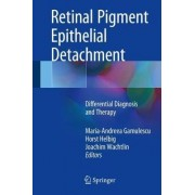 Retinal Pigment Epithelial Detachment by Maria-Andreea Gamulescu
