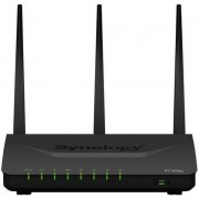 Router Wireless Synology RT1900ac, Gigabit, Dual Band, 1900 Mbps, 3 Antene Externe