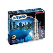 Eitech 2042543 - C470 - Kit Métallique - Empire State Building Set - 815 Pièces