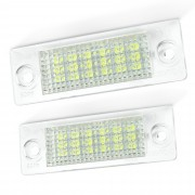Pack LED plaque immatriculation VW Touran