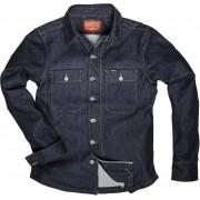 Rokker Denim Rider Raw Camiseta Azul Oscuro XXL