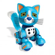Zoomer Meowzies Patches Interactive Kitten with Lights Sounds and Sensors by Spin Master