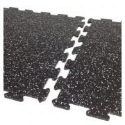 Gumeni podovi za teretane 100x100x1 cm- 10 kom