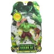 The Incredible Hulk Movie Shield Smash Hulk Action Figure by Hasbro