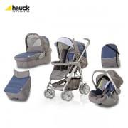 Hauck Condor Pushchair Travel System - Jeans