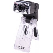 Camera web Intex KOM0092 ROBO 500K USB Negru