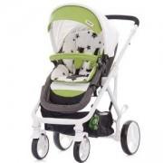 Детска количка Етро - лайм, Chipolino, 350602