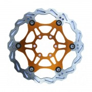 Clarks Lightweight Disc-Rotor brake disc SL orange Dischi freno