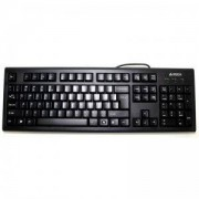 клавиатура A4 KB KR-85 COMFORT USB BLACK