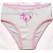 Lovas bugyi kislányoknak - rózsaszín