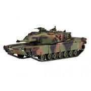 Revell - Maqueta M 1 A1 (HA) Abrams, escala 1:72 (03112)