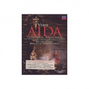 Violeta Urmana, Roberto Alagna, Orchestra Del Teatro Alla Scala Di Milano - Verdi: Aida (DVD)