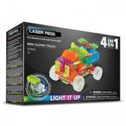 Laser Pegs - 4 in 1 Mini Super Truck