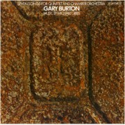 Viniluri - ECM Records - Gary Burton: Seven Songs For Quartet & Chamber Orchestra