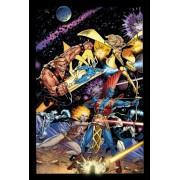 Guardians Of The Galaxy By Jim Valentino Omnibus(Jim Valentino)