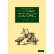 The Scientific Papers of James Clerk Maxwell 2 Volume Paperback Set by James Clerk Maxwell