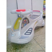 RIDE-ON MAGIC CRAZY CAR WITH SOUND FISH RIDER