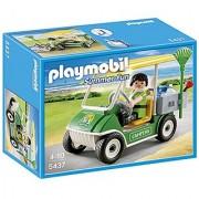PLAYMOBIL Camping Service Cart Playset