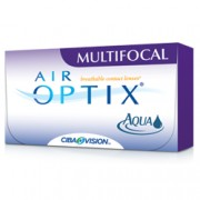 Air Optix Aqua Multifocal Contact Lenses (6 lenses/box - 1 box)