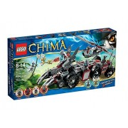 LEGO Legends Of Chima - Set de juego Worriz' Combat Lair (70009)