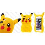 Apple iphone 6 4.7 inch (силиконов калъф) 'Pikachu style'