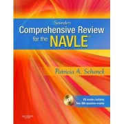 Saunders Comprehensive Review for the NAVLE by Patricia Schenck