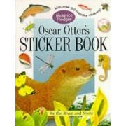Oscar Otter's Sticker Book