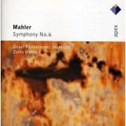 G Mahler - Symphony No.6 (0825646269129) (1 CD)