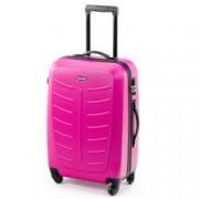 travelite Robusto Trolley M 4 Rad Robusto Pink