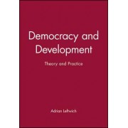 Democracy and Development by Adrian Leftwich