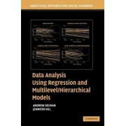 Data Analysis Using Regression and Multilevel / Hierarchical Models by Andrew Gelman