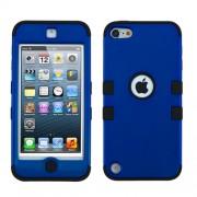 Funda Protector Triple Layer Apple Ipod Touch 5G / 6G Azul Titanium / Negro