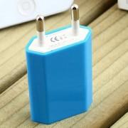 USB nabíječka barevná, Barva Zelená