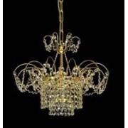 Crystal chandelier 6080 01/24-2552S
