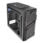 THE CS CA-1B5-00M1WN-00 COMMANDER G42 WINDOWS MID TOWER M/B ATX Micro ATX BAYS Accessible 3x5.25 1x3.5 (Converted from one 5.25) Hidden 6x3.5 or 6x2.5 Exp slots 8 + 1