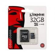 Card de Memorie Kingston micro SDHC Card 32GB C4 + SD Adapter