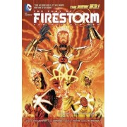 Fury of Firestorm Nuclear Men: God Particle Volume 1 by Yildray Cinar