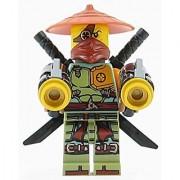 LEGO Ninjago Ronin Ninja Minifigure Ghost Shadow