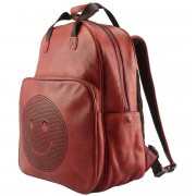 """Florence Leather Market Zaino """"Alessandro"""" in pelle vintage (68011)"""