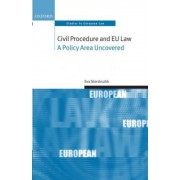 Civil Procedure and EU Law by Eva Storskrubb