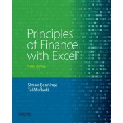 Principles of Finance with Excel by Professor of Finance and Director of the Sofaer International MBA Program Faculty of Management Simon Benninga