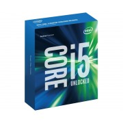 INTEL Core i5-6600K 4-Core 3.5GHz (3.9GHz) Box