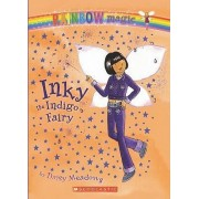 Inky the Indigo Fairy by Daisy Meadows